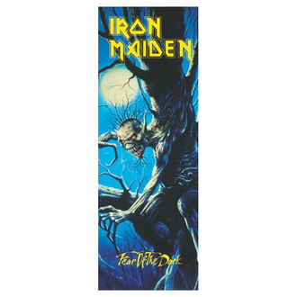 Flagge Iron Maiden - Fear of the Dark, HEART ROCK, Iron Maiden
