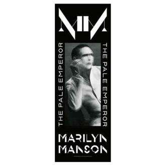 Flagge Marilyn Manson - Pale Emperor, HEART ROCK, Marilyn Manson