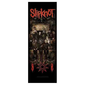 Flagge Slipknot - Crest, HEART ROCK, Slipknot