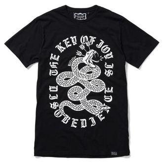 Unisex T-Shirt- Disobedience - KILLSTAR, KILLSTAR