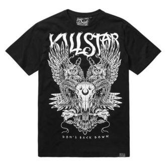Herren T-Shirt - Don't Back Down - KILLSTAR