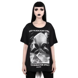 Damen T-Shirt - Don't Belong Relaxed - KILLSTAR, KILLSTAR