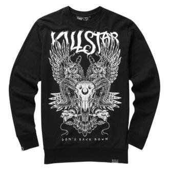 Herren Sweathshirt - Don't Back Down - KILLSTAR