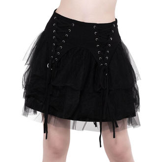 Damen Rock KILLSTAR - Doom Doll - SCHWARZ, KILLSTAR