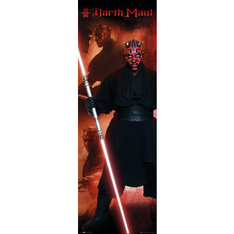 Poster Star Wars - Darth Maul S.O.S. - GB Posters, GB posters