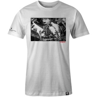 Herren T-Shirt Street - DRUMS DRUMS DRUMS - FAMOUS STARS & STRAPS, FAMOUS STARS & STRAPS