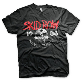 Herren T-Shirt Metal Skid Row - New Jersey - HYBRIS, HYBRIS