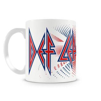 Tasse Def Leppard - UK Flag - HYBRIS, HYBRIS, Def Leppard
