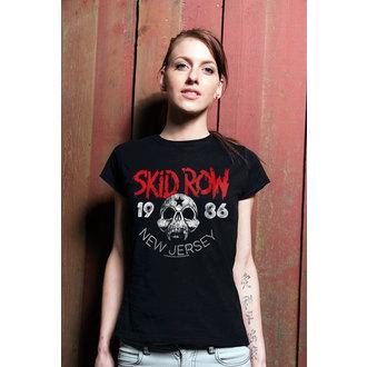 Damen T-Shirt Metal Skid Row - New Jersey - HYBRIS, HYBRIS