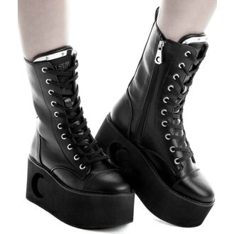 Damen Keilstiefel - ETERNAL ECLIPSE - KILLSTAR, KILLSTAR
