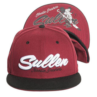 Cap SULLEN - NEEDLE PUSHER - BURGUND, SULLEN