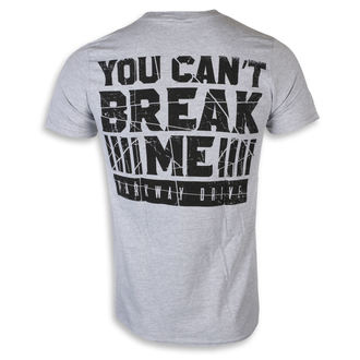 Herren T-Shirt Metal Parkway Drive - You Can't Break Me - KINGS ROAD, KINGS ROAD, Parkway Drive