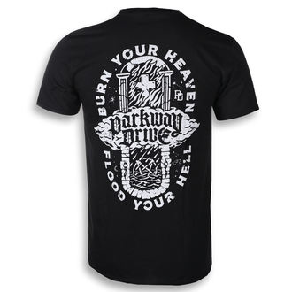 Herren T-Shirt Metal Parkway Drive - Burn Your Heaven - KINGS ROAD, KINGS ROAD, Parkway Drive