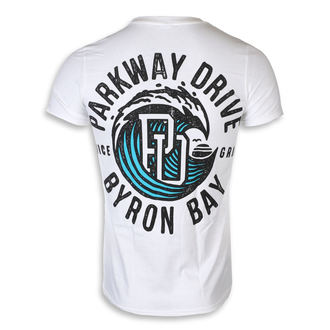Herren T-Shirt Metal Parkway Drive - Wave - KINGS ROAD, KINGS ROAD, Parkway Drive