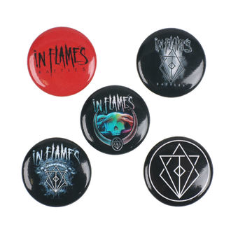 Ansteckbuttons In Flames - Battles - RAZAMATAZ, RAZAMATAZ, In Flames