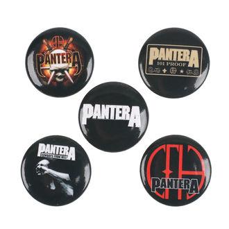 Ansteckbuttons Pantera - 101 Proof - RAZAMATAZ, RAZAMATAZ, Pantera