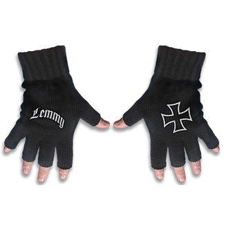 Handschuhe Fingerlos Motörhead - LEMMY - LOGO & EISEN KREUZ - RAZAMATAZ, RAZAMATAZ, Motörhead