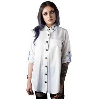 Damen Hemd Bluse FEARLESS - CRY BABY, FEARLESS
