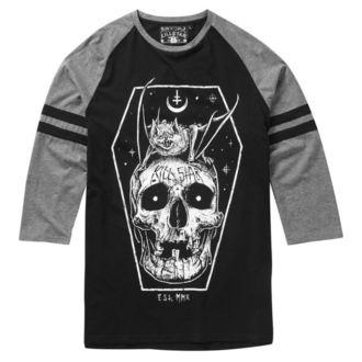 Herren 3/4 Shirt - Fly- BLACK - KILLSTAR