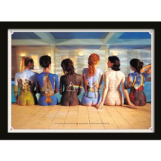 Poster mit Bilderrahmen Pink Floyd - (&&string0&&) - PYRAMID POSTERS, PYRAMID POSTERS, Pink Floyd