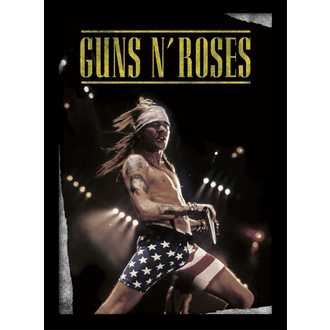 Poster mit Bilderrahmen Guns N' Roses - (&&string0&&) - PYRAMID POSTERS, PYRAMID POSTERS, Guns N' Roses