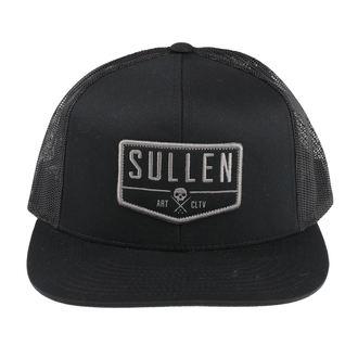 Cap SULLEN - BLOCKHEAD - SCHWARZ, SULLEN
