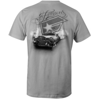 Herren T-Shirt Street - LA. - FAMOUS STARS & STRAPS, FAMOUS STARS & STRAPS