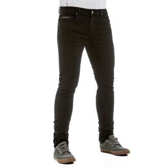 Herren Hose (Jeans) NUGGET - Garage 2 - 1/7/38, C - Schwarz, NUGGET