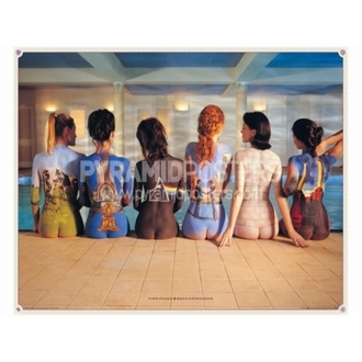 Poster - Pink Floyd (Back Catalogue) - GPP0505, PYRAMID POSTERS, Pink Floyd