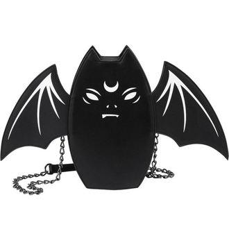 Geldbörse (Handtasche) KILLSTAR - GRUMPY BAT - SCHWARZ