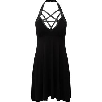 Damen Kleid KILLSTAR - Harness Ur Power Sun - SCHWARZ - KSRA001685