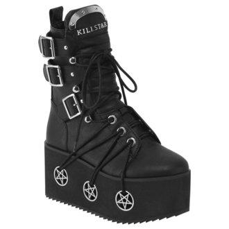 Damen Schuhe Wedge Boots - KILLSTAR, KILLSTAR