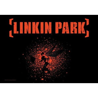 Flagge Linkin Park - Soldier Wings, HEART ROCK, Linkin Park