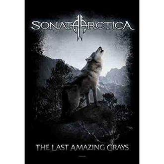 Flagge Sonata Arctica - The Last Amazing Grays, HEART ROCK, Sonata Arctica