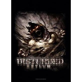 Flagge Disturbed - Big Fade Asylum, HEART ROCK, Disturbed