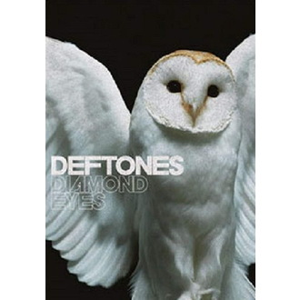 Flagge Deftones - Diamond Eyes, HEART ROCK, Deftones