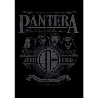 Flagge Pantera - High Noon Your Doom, HEART ROCK, Pantera