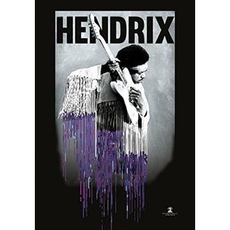 Flagge Jimi Hendrix - Dripping, HEART ROCK, Jimi Hendrix