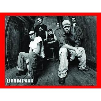 Flagge Linkin Park HFL 531, HEART ROCK, Linkin Park