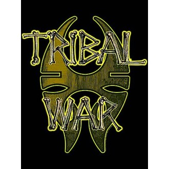 Fahne Soulfly - Tribal War, HEART ROCK, Soulfly