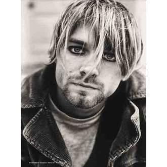 Fahne Nirvana - Suicide, HEART ROCK, Nirvana
