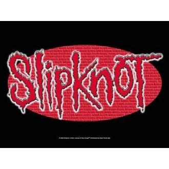 Fahne Slipknot - Wall Logo, HEART ROCK, Slipknot