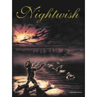 Fahne NIGHTWISH HFL 327, HEART ROCK, Nightwish