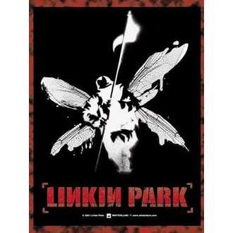 Fahne Linkin Park - Hybrid Theory I Winged Soldier, HEART ROCK, Linkin Park