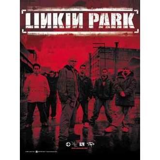 Fahne Linkin Park - Band, HEART ROCK, Linkin Park