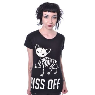 Damen T-Shirt - HISS OFF - HEARTLESS, HEARTLESS