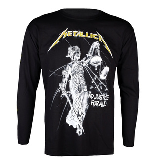 Herren Longsleeve Metal Metallica - And Justice For All - NNM - RTMTLLSBAND