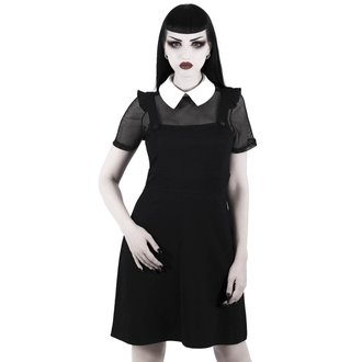 Damen Kleid (Set) KILLSTAR - Juju Pinafore - Schwarz, KILLSTAR