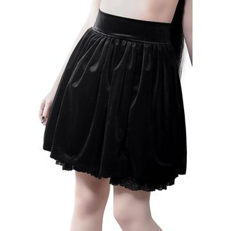 Damen Rock KILLSTAR - JULIET SKIRT - SCHWARZ, KILLSTAR