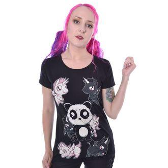 Damen T-Shirt - KILLER UNICORNS - KILLER PANDA, KILLER PANDA